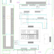 Zonas cocina industrial